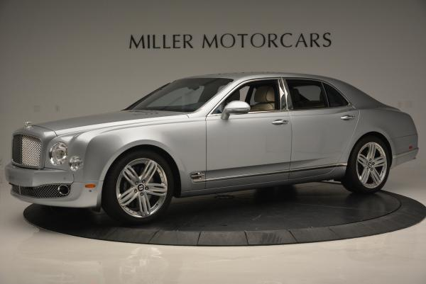 Used 2012 Bentley Mulsanne for sale Sold at Bentley Greenwich in Greenwich CT 06830 3