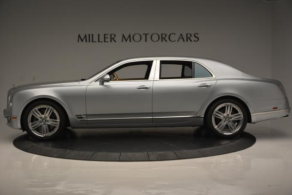Used 2012 Bentley Mulsanne for sale Sold at Bentley Greenwich in Greenwich CT 06830 4