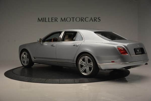 Used 2012 Bentley Mulsanne for sale Sold at Bentley Greenwich in Greenwich CT 06830 5