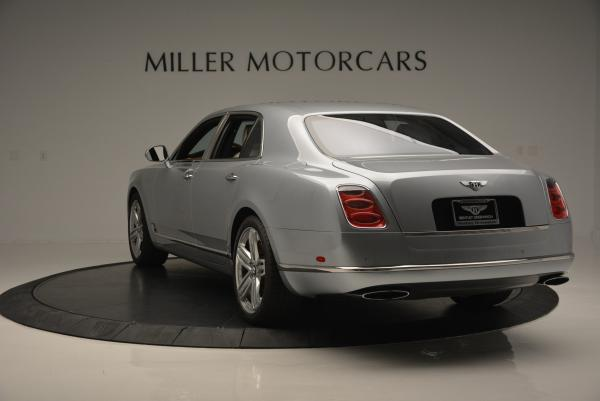 Used 2012 Bentley Mulsanne for sale Sold at Bentley Greenwich in Greenwich CT 06830 6