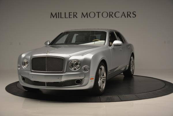 Used 2012 Bentley Mulsanne for sale Sold at Bentley Greenwich in Greenwich CT 06830 1