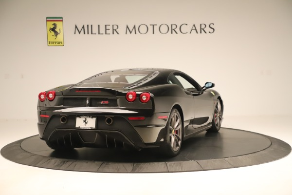 Used 2008 Ferrari F430 Scuderia for sale Sold at Bentley Greenwich in Greenwich CT 06830 7