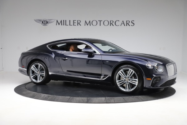 New 2020 Bentley Continental GT V8 for sale $240,935 at Bentley Greenwich in Greenwich CT 06830 10