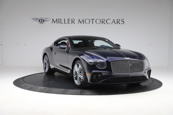 New 2020 Bentley Continental GT V8 for sale $240,935 at Bentley Greenwich in Greenwich CT 06830 11