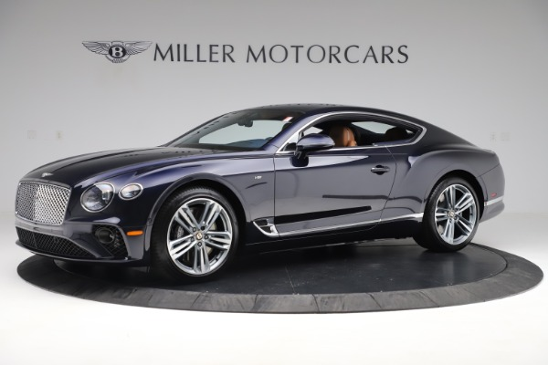New 2020 Bentley Continental GT V8 for sale $240,935 at Bentley Greenwich in Greenwich CT 06830 2