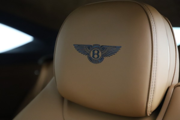 New 2020 Bentley Continental GT V8 for sale $240,935 at Bentley Greenwich in Greenwich CT 06830 21