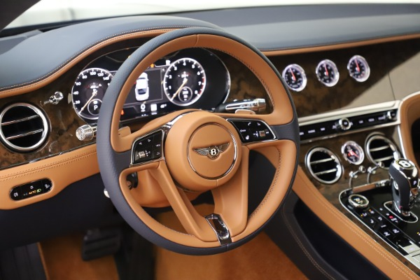 New 2020 Bentley Continental GT V8 for sale $240,935 at Bentley Greenwich in Greenwich CT 06830 26