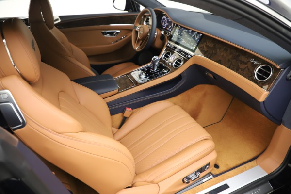 New 2020 Bentley Continental GT V8 for sale $240,935 at Bentley Greenwich in Greenwich CT 06830 27