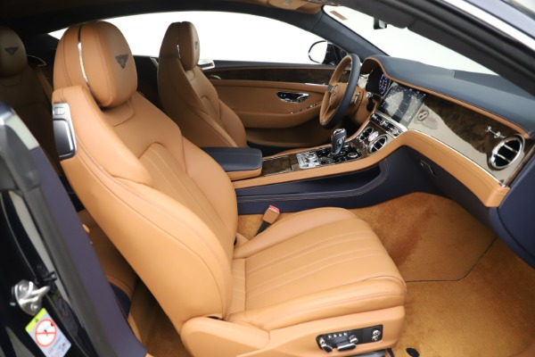 New 2020 Bentley Continental GT V8 for sale $240,935 at Bentley Greenwich in Greenwich CT 06830 28