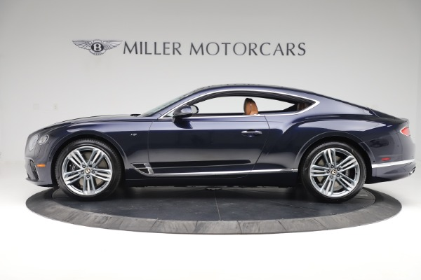 New 2020 Bentley Continental GT V8 for sale $240,935 at Bentley Greenwich in Greenwich CT 06830 3
