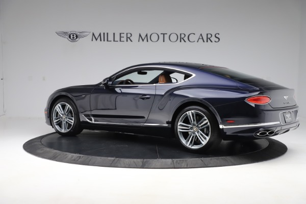New 2020 Bentley Continental GT V8 for sale $240,935 at Bentley Greenwich in Greenwich CT 06830 4