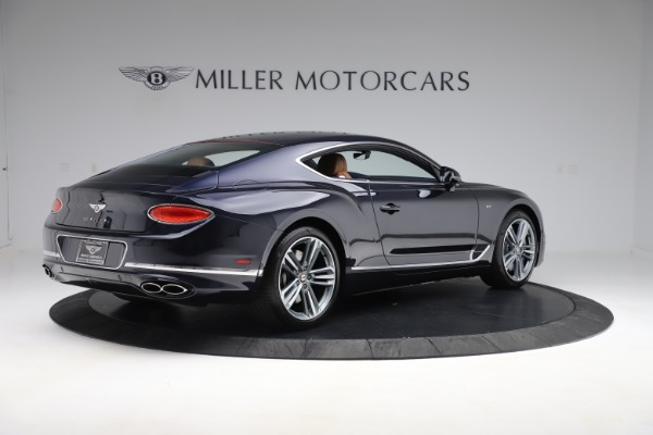 New 2020 Bentley Continental GT V8 for sale $240,935 at Bentley Greenwich in Greenwich CT 06830 8