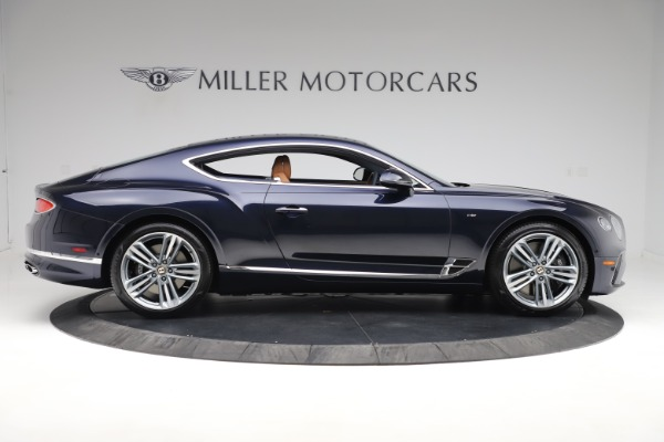 New 2020 Bentley Continental GT V8 for sale $240,935 at Bentley Greenwich in Greenwich CT 06830 9