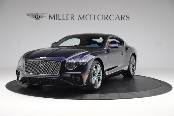 New 2020 Bentley Continental GT V8 for sale $240,935 at Bentley Greenwich in Greenwich CT 06830 1