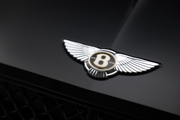 Used 2020 Bentley Continental GT V8 for sale Sold at Bentley Greenwich in Greenwich CT 06830 13