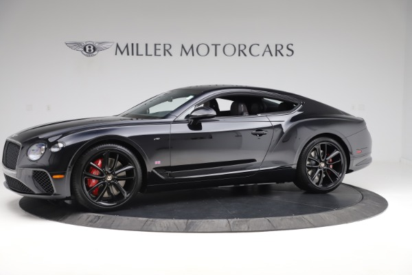 Used 2020 Bentley Continental GT V8 for sale Sold at Bentley Greenwich in Greenwich CT 06830 2