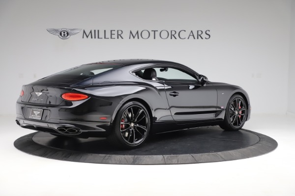 Used 2020 Bentley Continental GT V8 for sale Sold at Bentley Greenwich in Greenwich CT 06830 8