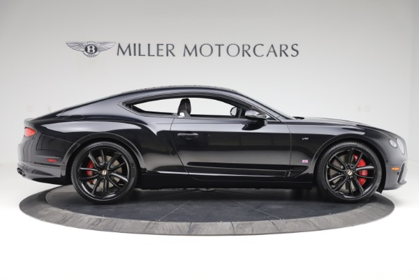 Used 2020 Bentley Continental GT V8 for sale Sold at Bentley Greenwich in Greenwich CT 06830 9
