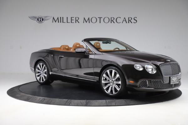 Used 2013 Bentley Continental GT W12 for sale Sold at Bentley Greenwich in Greenwich CT 06830 10
