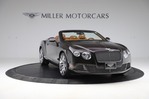 Used 2013 Bentley Continental GT W12 for sale Sold at Bentley Greenwich in Greenwich CT 06830 11