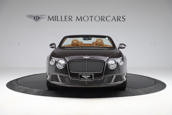 Used 2013 Bentley Continental GT W12 for sale Sold at Bentley Greenwich in Greenwich CT 06830 12