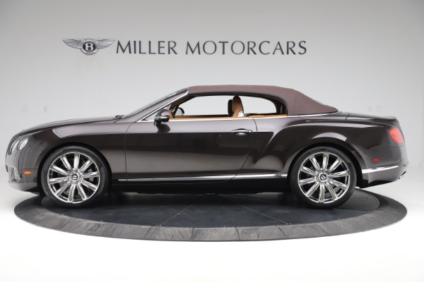 Used 2013 Bentley Continental GT W12 for sale Sold at Bentley Greenwich in Greenwich CT 06830 14