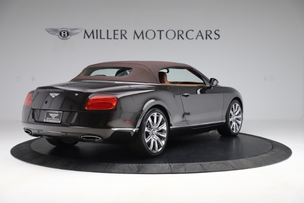 Used 2013 Bentley Continental GT W12 for sale Sold at Bentley Greenwich in Greenwich CT 06830 16