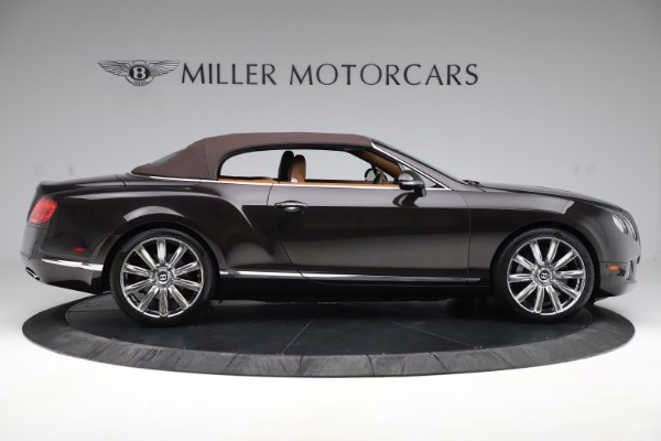 Used 2013 Bentley Continental GT W12 for sale Sold at Bentley Greenwich in Greenwich CT 06830 17