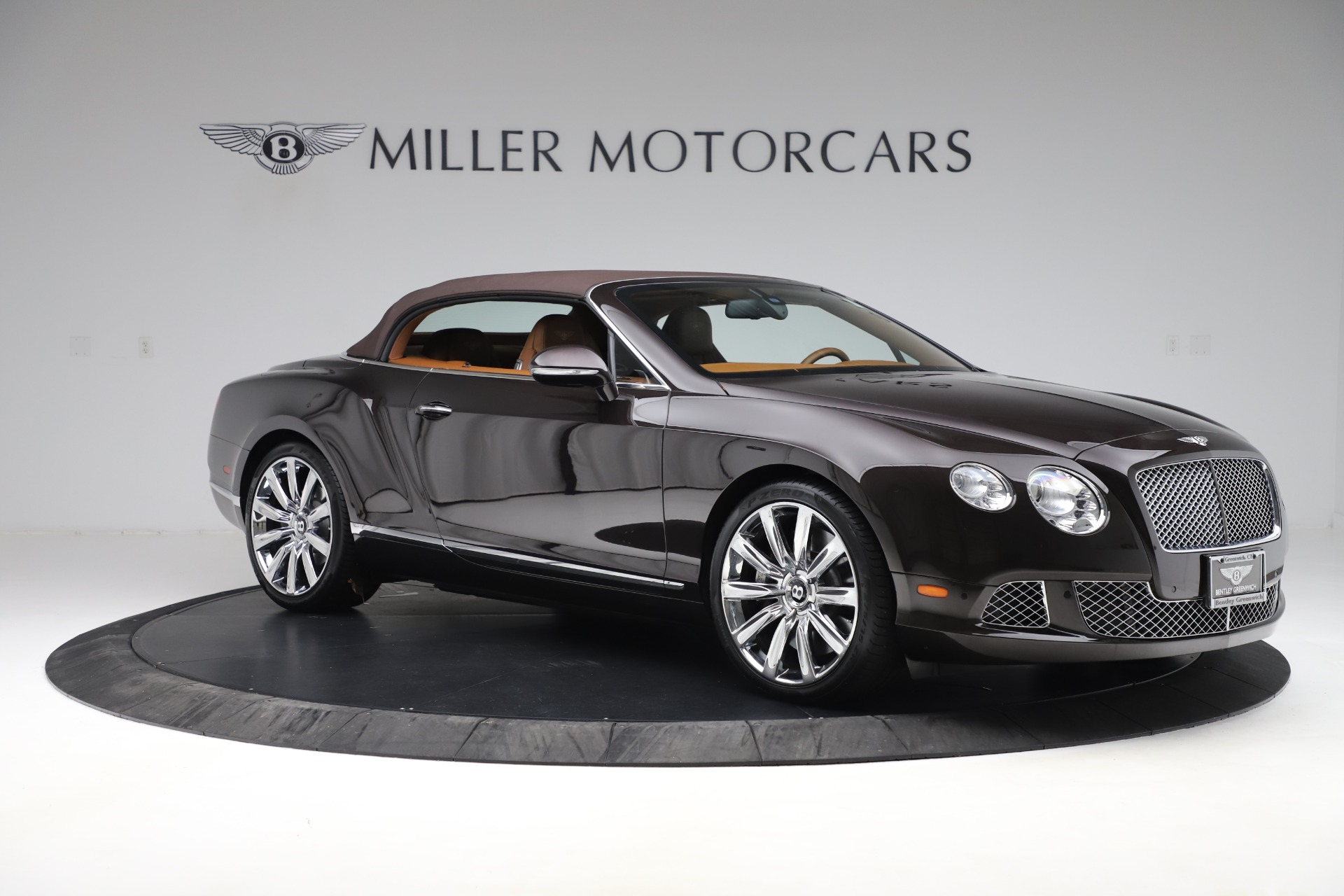 Pre Owned 2013 Bentley Continental Gt W12 For Sale Special Pricing Bentley Greenwich Stock 7625a