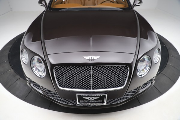 Used 2013 Bentley Continental GT W12 for sale Sold at Bentley Greenwich in Greenwich CT 06830 19