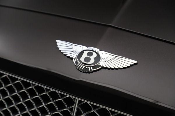 Used 2013 Bentley Continental GT W12 for sale Sold at Bentley Greenwich in Greenwich CT 06830 20