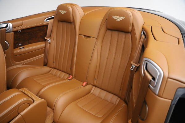 Used 2013 Bentley Continental GT W12 for sale Sold at Bentley Greenwich in Greenwich CT 06830 28