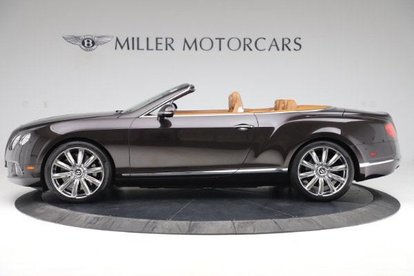 Used 2013 Bentley Continental GT W12 for sale Sold at Bentley Greenwich in Greenwich CT 06830 3