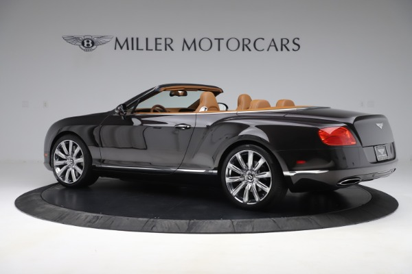 Used 2013 Bentley Continental GT W12 for sale Sold at Bentley Greenwich in Greenwich CT 06830 4