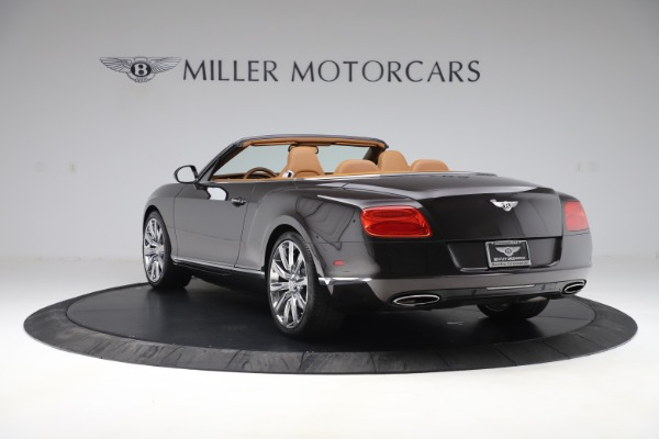 Used 2013 Bentley Continental GT W12 for sale Sold at Bentley Greenwich in Greenwich CT 06830 5