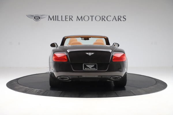 Used 2013 Bentley Continental GT W12 for sale Sold at Bentley Greenwich in Greenwich CT 06830 6