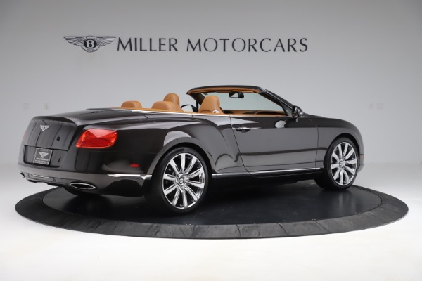 Used 2013 Bentley Continental GT W12 for sale Sold at Bentley Greenwich in Greenwich CT 06830 8