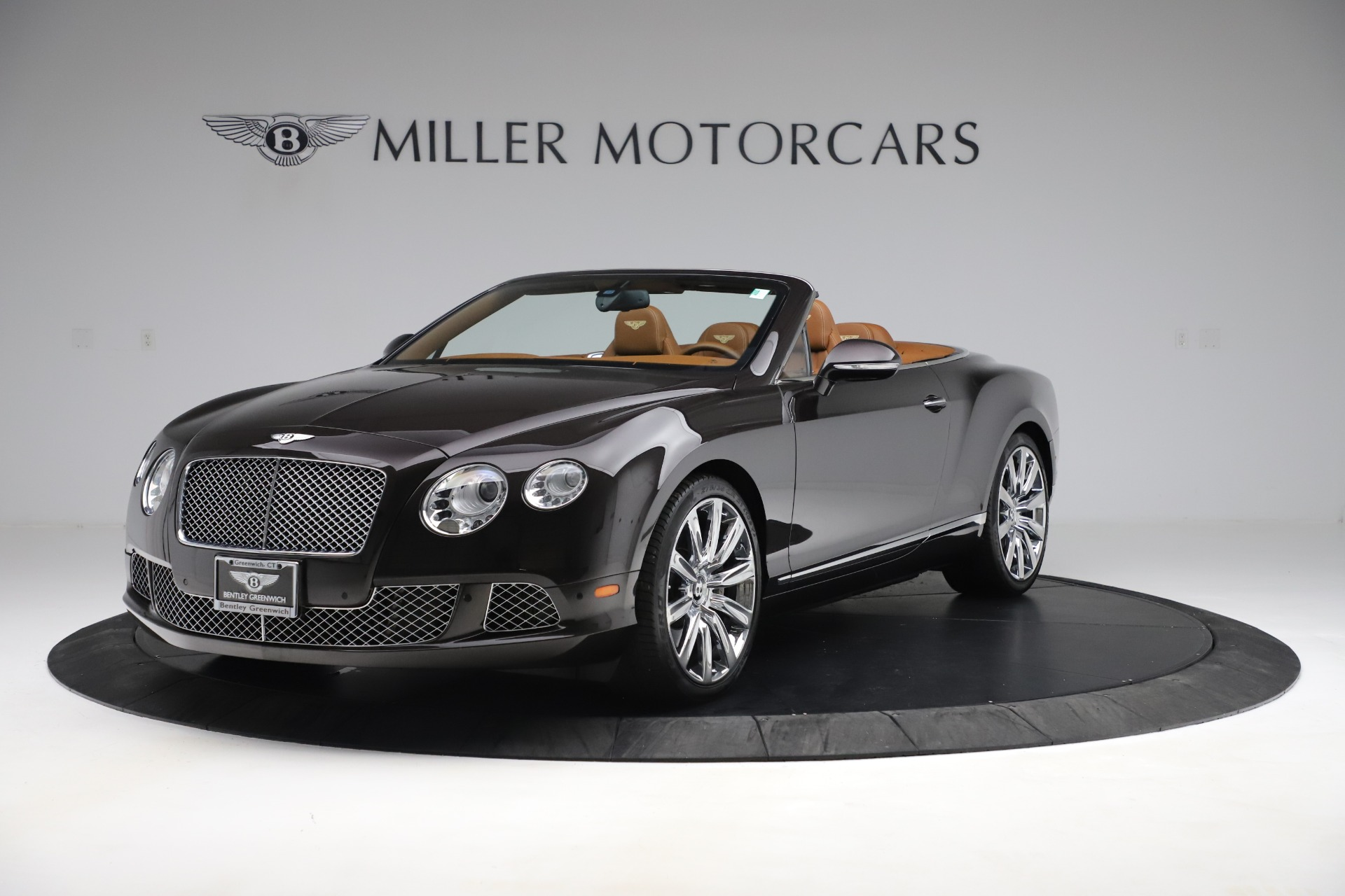 Used 2013 Bentley Continental GT W12 for sale Sold at Bentley Greenwich in Greenwich CT 06830 1