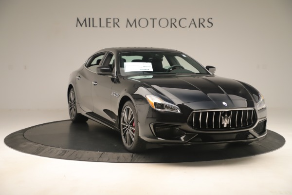 New 2019 Maserati Quattroporte S Q4 GranSport for sale Sold at Bentley Greenwich in Greenwich CT 06830 11