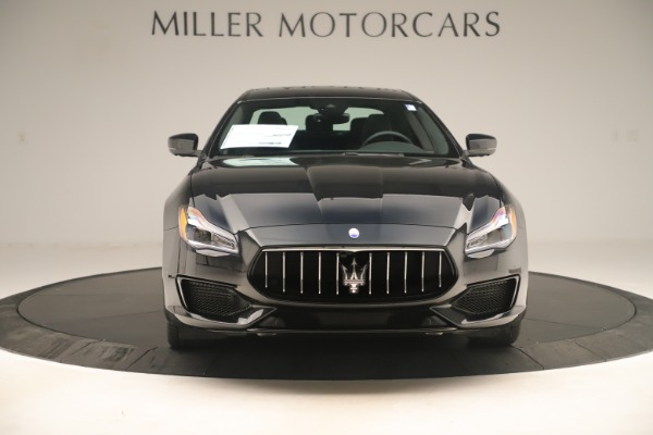 New 2019 Maserati Quattroporte S Q4 GranSport for sale Sold at Bentley Greenwich in Greenwich CT 06830 12