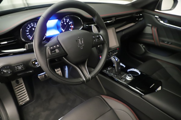New 2019 Maserati Quattroporte S Q4 GranSport for sale Sold at Bentley Greenwich in Greenwich CT 06830 13