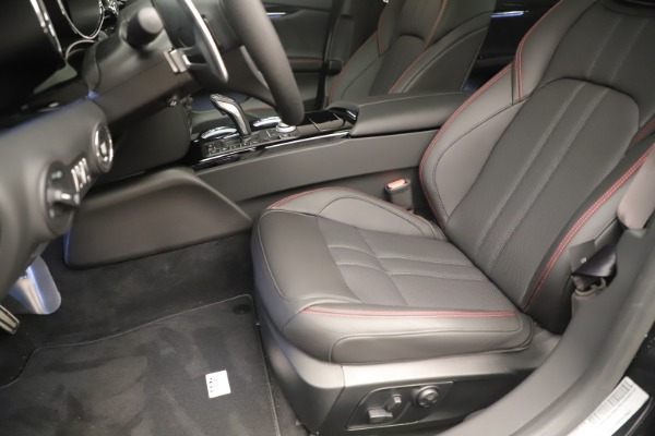 New 2019 Maserati Quattroporte S Q4 GranSport for sale Sold at Bentley Greenwich in Greenwich CT 06830 15