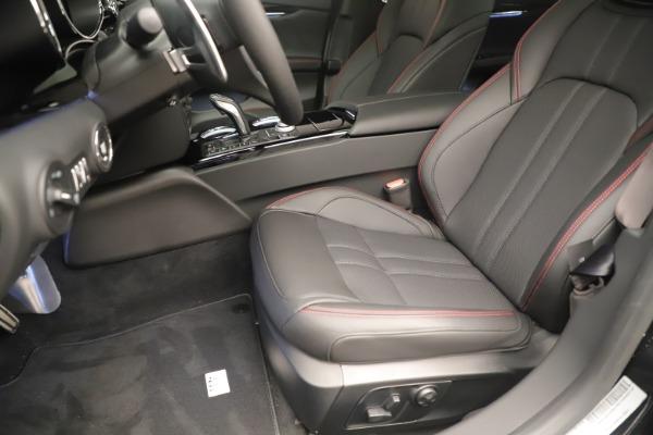New 2019 Maserati Quattroporte S Q4 GranSport for sale $130,855 at Bentley Greenwich in Greenwich CT 06830 15