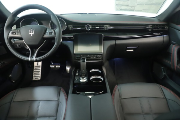 New 2019 Maserati Quattroporte S Q4 GranSport for sale Sold at Bentley Greenwich in Greenwich CT 06830 16