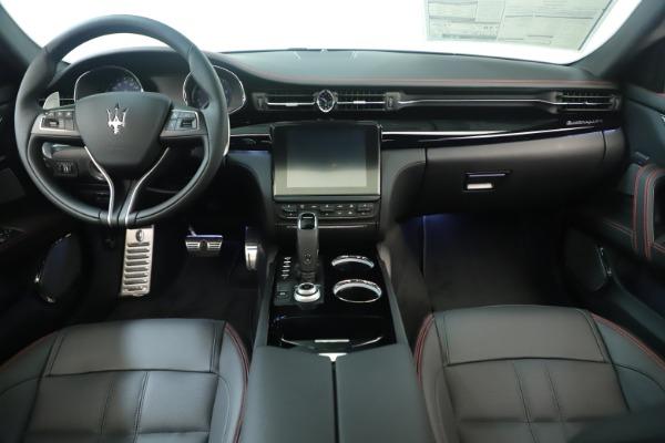 New 2019 Maserati Quattroporte S Q4 GranSport for sale $130,855 at Bentley Greenwich in Greenwich CT 06830 16