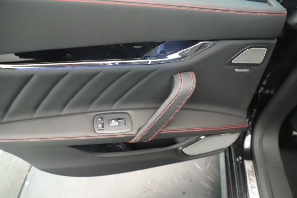 New 2019 Maserati Quattroporte S Q4 GranSport for sale $130,855 at Bentley Greenwich in Greenwich CT 06830 21