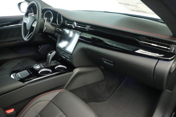 New 2019 Maserati Quattroporte S Q4 GranSport for sale $130,855 at Bentley Greenwich in Greenwich CT 06830 22