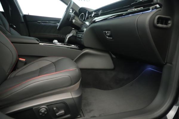 New 2019 Maserati Quattroporte S Q4 GranSport for sale $130,855 at Bentley Greenwich in Greenwich CT 06830 23