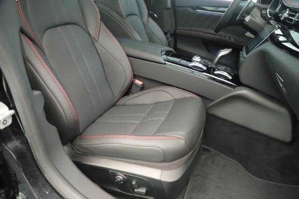 New 2019 Maserati Quattroporte S Q4 GranSport for sale $130,855 at Bentley Greenwich in Greenwich CT 06830 24