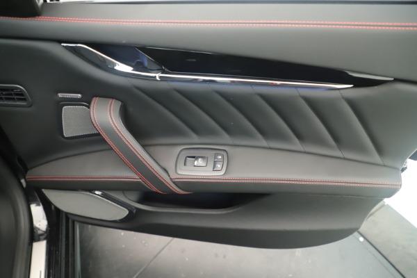 New 2019 Maserati Quattroporte S Q4 GranSport for sale $130,855 at Bentley Greenwich in Greenwich CT 06830 25